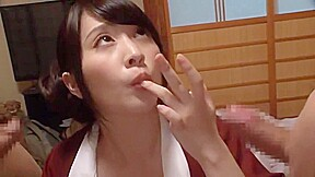 Sdde 418 onsen ryokan to me pulled erect...