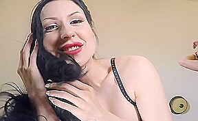 Madelina upskirt collection madelina facesiting strippers dressing room...