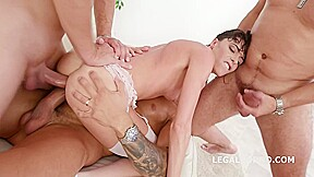 Lexi foxi and expecting to get her mouth...