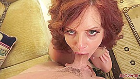 Passionate Red Haired Mature Woman Andi James Likes To Fuck Her Tattooed Lover Every Day