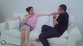 Rosalia Is A Passionate Mature Woman Who Likes To Ride Cock As Well As To Get Fucked Hard