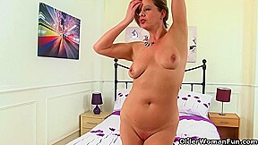 Dirty Minded Milfs Lou Leia And Raven Are Rubbing Their Wet Pussies While Alone At Home