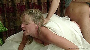 Stepmother Jodi West Fucks Son In Her Wedding Dress Jodiwest