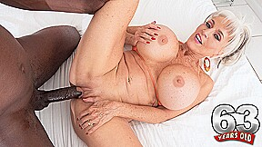 More Big Black Cock For SuperStacked Sally Sally Dangelo And Jax Black 60Plusmilfs