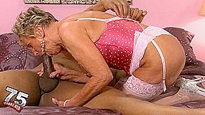Sandra Ann Breaks The 70Something Barrier Sandra Ann 60Plusmilfs