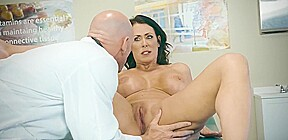 Big Titted Mature Lady Fucked On Doctor Table Thepornclinic
