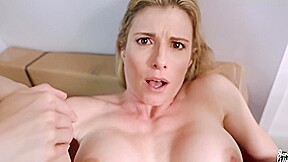 Cory Chase Horny Mom Stuck To The Couch And Fucked By Son 1080P