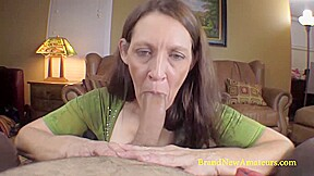 Patricia Is A Mature Woman Who Loves Castings