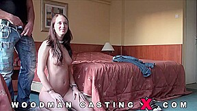 Virginie ducatti casting to get the job...