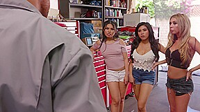 Scamangels Wild Threesome With Naughty Vietnamese Cin