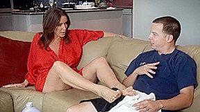 Today Is The Day When My Mom Gets A Good Sex And Yoga Lesson Show 148