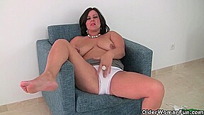 Busty matures are doing all kinds of naughty...