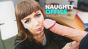 Alex blake office naughtyoffice...