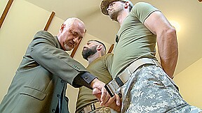 Passing a military medical joe parker jake cruise...