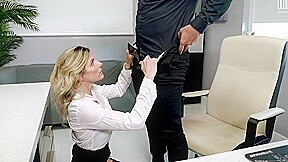Hot Office Milf Seduced Into Anal By Her Well Hung Boss Cory Chase