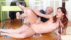 Trickyoldteacher sexy...