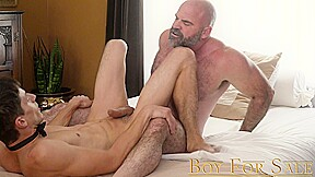 Boyforsale muscle bear daddy dom breeds bareback...