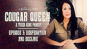 Reagan Foxx & Whitney Wright & Kira Noir & Gianna Dior in Cougar Queen: A Tiger King Parody - Episode 3 - Desperation and Decline