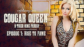 April ONeil & Serene Siren & Kenzie Madison & Katie Kush in Cougar Queen: A Tiger King Parody - Episode 1 - Rise to Fame