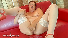 Natasha Cougar Bbw gets her ass fucked and fisted