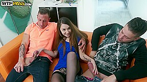 Kaylee Gangbang scenes with foreign students