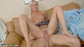 Chiara filthy blonde...