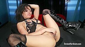 Devianthardcore Annie Cruz