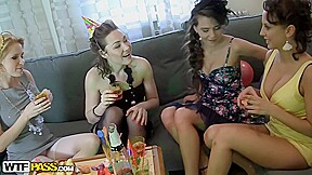 CollegeFuckParties SiteRip - Bridal shower with hot col