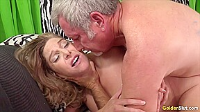 Golden slut and grannies doggystyle compilation...