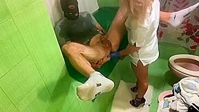 Fisting pegging pissing prostate hot nurse blonda strapovskaya...