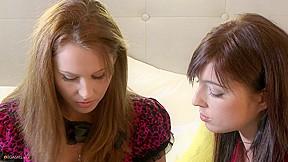 Video lesbian conception part 1...