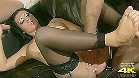 Amanda black 4k three way video allpornsitespass...