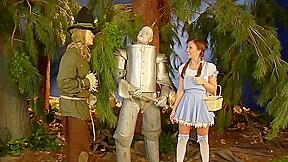 Parody Of The Wizard Of Oz