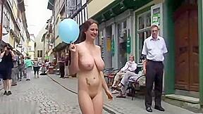 Anja In Erfurt, Germany