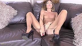 Pantyhose Playtime