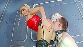 Russian Mistress Simona 10 08 2012