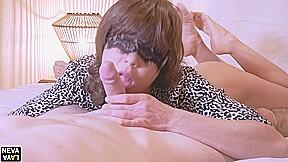 Do You Like My Feet When I Suck This Dick ?? - Nevalaya
