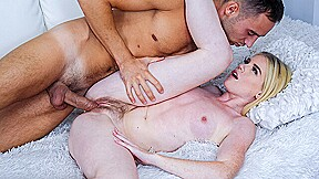 Blonde Sisters Fucked In Hot Threesome By Horny Boyfriend