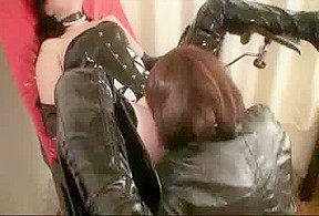 Kinky encounter with a hot babe...