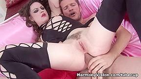Leona queen in kinky harmonyvision...