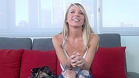 Casting Couch-X Video: Kiara Knight
