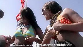 Insane naked real girls...