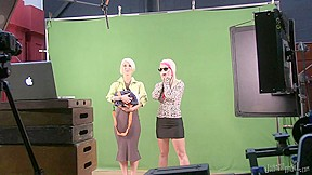 Blondes scenes burningangel video...