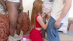 We Wanna Gang Bang The Babysitter #11, Scene #01