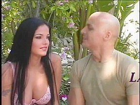 Juvenile brunette hair hair with big titties gets a great facial after worthwhile hard anal fuck