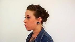 Anal tattoo bitch