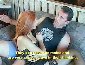 Redhead Transsexual