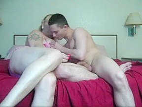 Tgirl Gives Creampie