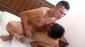 Kinky Asian Twinks Wan and Aek Bareback - GayAsianPiss