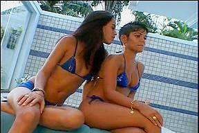 Lesbian brasilia 1...
